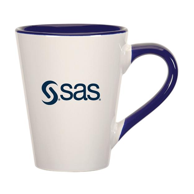 Sas Company Store 15 Oz Two Tone Mug