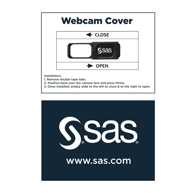 Picture of Webcam Cover with Card
