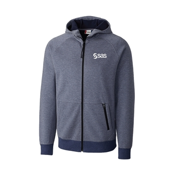 Picture of Men's Navy Fleece Hoodie
