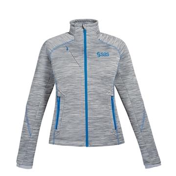 Picture of Women's North End Flux Melange Bonded Fleece Jacket