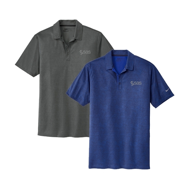 Picture of Men's Nike Dri-Fit Crosshatch Polo