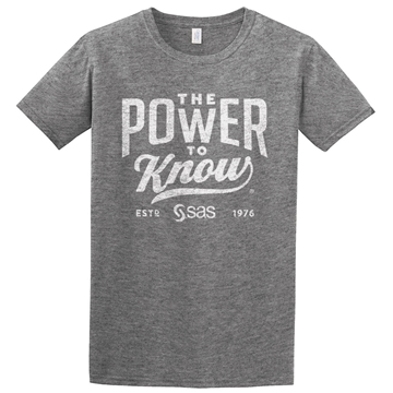 Picture of Unisex T-shirt - The Power to Know